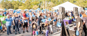 Autism Speaks Walk 2019